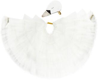 Arket Meri Meri Swan Cape Dress Up