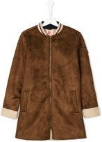 American Outfitters Kids zip up bomber jacket