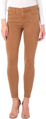 Liverpool Penny Ankle Skinny Jeans