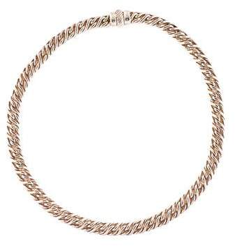 David Yurman Lyrica Rope Necklace