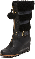 Sorel Helen Wedge Holiday Boots