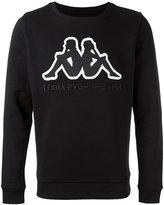 Gosha Rubchinskiy x Kappa sweatshirt - men - Cotton/Polyester - L