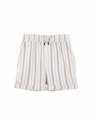 Gocco Boy's Bermuda Rayas Trouser