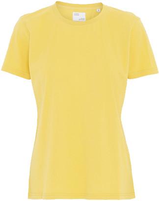 Colorful Standard - Lemon Yellow Women's Short Sleeve T-Shirt - extrasmall
