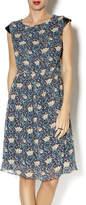 Kling Navy Floral Dress