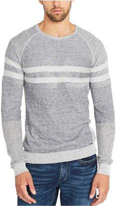Buffalo David Bitton Men Watake Striped Colorblocked Sweater