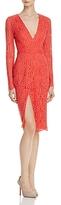 Style Stalker Stylestalker Sabine Geometric Lace Dress