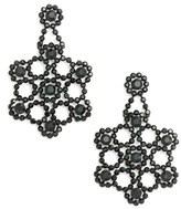 Kate Spade Women's 'Crystal Lace' Statement Earrings