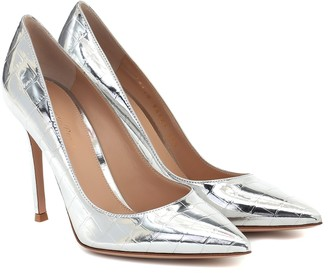 Gianvito Rossi Gianvito 105 leather pumps