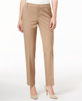 Charter Club Polished Slim Ankle Pants, Only at Macy's