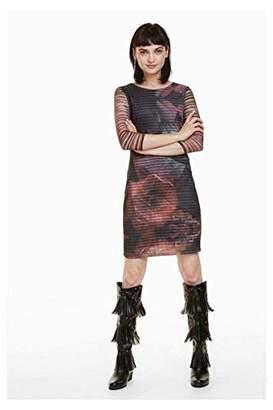 Desigual Women's Vest_ROSA Glam