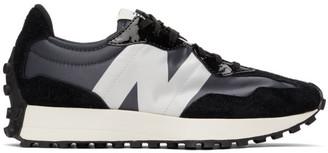 New Balance Black 327 Sneakers