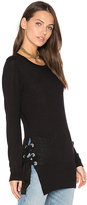 Feel The Piece Corrine Sweater in Black