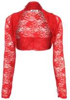 16MVRCH Women's Lace Bolero