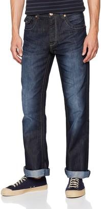 Raw Indigo Ltd Men's A31 Bootcut Jeans