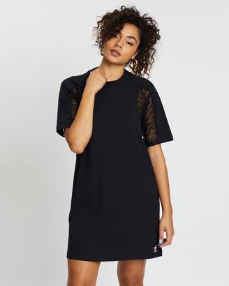 adidas Lace Tee Dress
