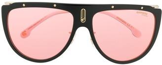 Carrera Aviator Frame Sunglasses