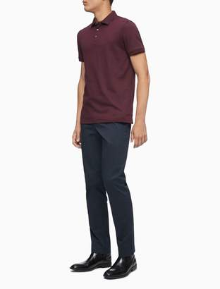 New Essentials Slim Fit Liquid Touch Polo Shirt