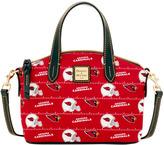 Dooney & Bourke NFL AZ Cardinals Ruby Top Handle Bag