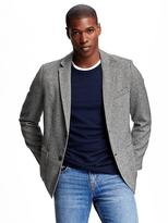 Old Navy Tweed Wool-Blend Blazer for Men