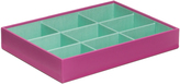 Wolf Large Deep Stackable Tray, Orchid