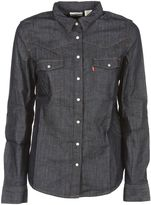 Levi's 501 Red Tab Denim Shirt