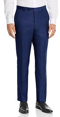 John Varvatos Solid Slim Fit Suit Pants