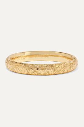 Fred Leighton 1900s 14-karat Gold Bangle
