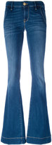 Don't Cry bootcut jeans