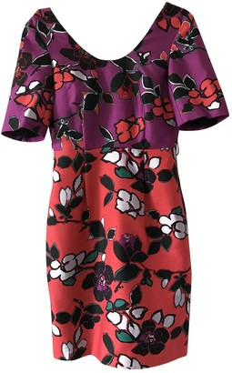 NW3 by Hobbs Hobbs Hobbs Multicolour Silk Dress for Women