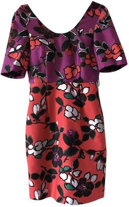 NW3 by Hobbs Hobbs Hobbs \N Multicolour Silk Dress for Women