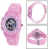 TOPCABIN Digital-analog Boys Girls Sport Digital Watch with Alarm Stopwatch Chronograph (Child)