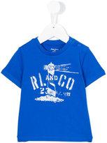 Ralph Lauren printed T-shirt - kids - Cotton - 9 mth