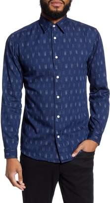 Selected Nolan Slim Fit Button-Up Denim Shirt
