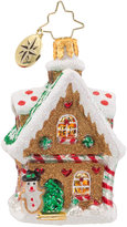 Christopher Radko Sweet Ginger Cottage Gem Ornament