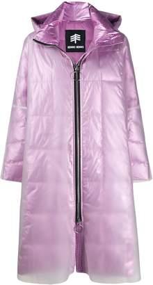 Ienki Ienki Pyramide oversized coat
