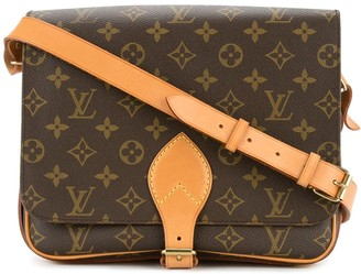 Louis Vuitton pre-owned Cartouchiere GM shoulder bag