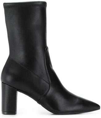 Stuart Weitzman Classic Ankle Boots