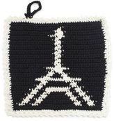 Sur La Table Eiffel Tower Crochet Pot Holder