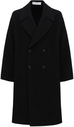 J.W.Anderson Wool Double Breasted Coat