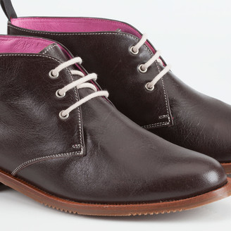 Its Got Soul Bota Brown Leather Boot