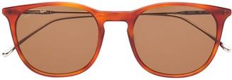 Lacoste Tortoiseshell Frame Sunglasses
