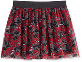 Epic Threads Mix and Match Floral-Print Tulle Skirt, Toddler Girls (2T-5T) & Little Girls (2-6X), Only at Macy's