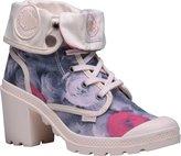 Palladium Women's Baggy Heel TW P Ankle Boot Size 10 M