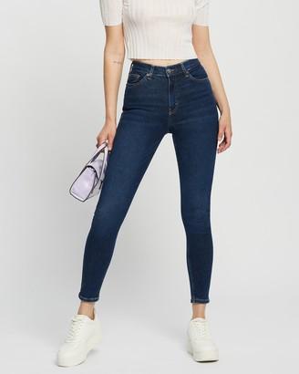 Topshop MOTO Jamie Jeans