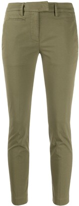 Dondup Cropped Skinny Trousers