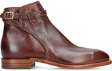 R.M. Williams R M WILLIAMS Stockmans leather buckle boot