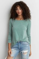 American Eagle Outfitters AE Soft & Sexy Raglan T-Shirt