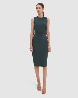 SABA Women's Green Skirts - Amara Milano Skirt - Size One Size, M at The Iconic
