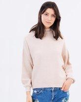 Mng Balloon Sweater